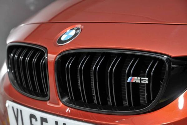 The new BMW M3 with 500 HP engine will be released in 2020