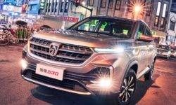 Budget brand GM and SAIC launches new crossover