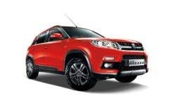 Crossover Suzuki Vitara Brezza will be produced under the Toyota brand