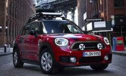 MINI introduced the Countryman modification of the Panamericana for a long journey