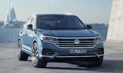 New Volkswagen Touareg officially presented. Soon in Russia