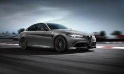 Alfa Romeo saturated Giulia Nurburgring and Stelvio spirit