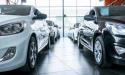 Car sales dropped in February