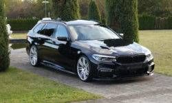 Hamann did to stop the wagon from a BMW 540i Touring