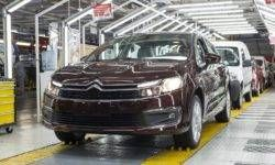 Company Citroen has once again updated the C4 sedan