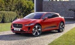 Presented serial crossover Jaguar I-Pace. Soon in Russia