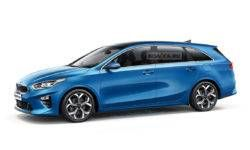 New Kia Ceed Sportswagon: first images