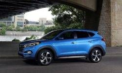 Hyundai Tucson received a new engine