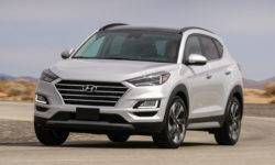 Hyundai has updated the Tucson crossover