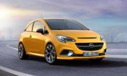Opel presented the new Corsa sport GSi