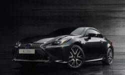 "Lexus will bring to Geneva the ""black"" version of the coupe RC"