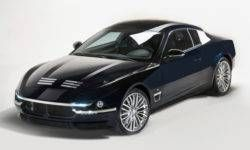 Sciadipersia: exclusive coupe based on the Maserati