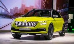 Skoda has announced several new crossovers