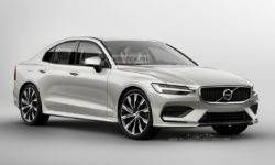 New Volvo S60: what it will be