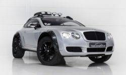 On sale off-road Bentley Continental GT