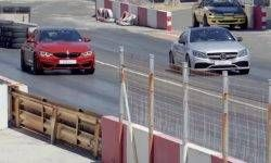 Autobattle: Competition BMW M4 vs Mercedes-AMG C 63 S Coupe