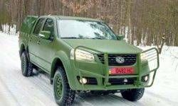 In Ukraine launched production of the new army SUV