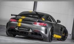 """In the Domanig has added the Mercedes-AMG GT R almost 200 """"horses"""""""