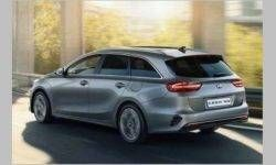 New Kia Ceed station wagon was declassified before the official premiere