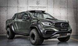 Pickup Mercedes-Benz received two special version