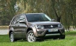 In Suzuki called the timing of the emergence of new Grand Vitara