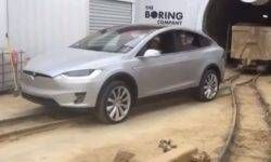 Tesla Model X were reclassified into locomotives