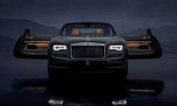 Rolls-Royce has released another collectible Wraith