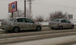 AVTOVAZ is testing a new Lada