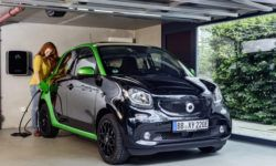 Smart soon switch to electric vehicles