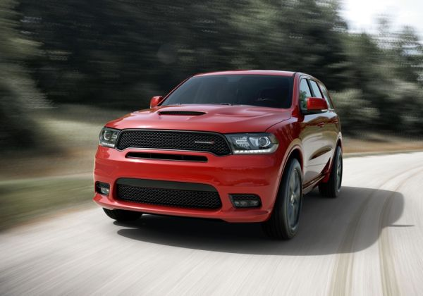 """Dodge has announced the price for the """"pumping"""" of the Durango body kit GT to the level of the R/T"""