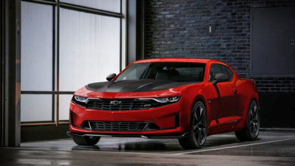 Chevrolet has refreshed the Camaro