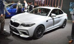 "BMW M2 Competition: ""the Bavarians"" showed a new high-performance model"