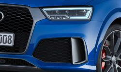 """Charged"" Audi SQ3 appeared first on spy photos"