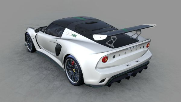 Inspired by the Formula 1 Lotus introduced the Exige Cup coupe 430