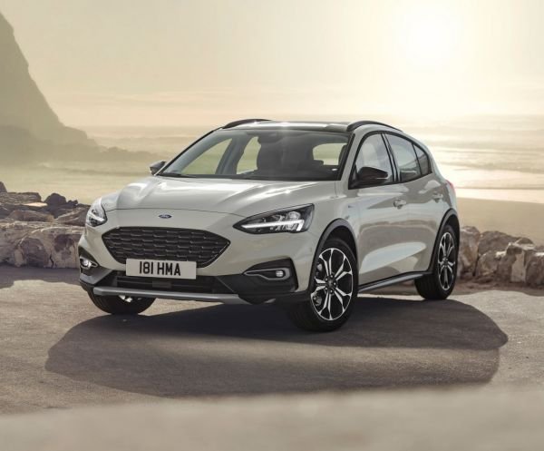 The new Ford Focus will be able to drive on two cylinders