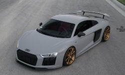 R1 Motorsports has introduced a new style for Audi R8 Plus