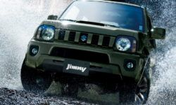 "Suzuki Jimny sent to ""retire"" before the premiere of the heir"