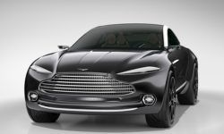Crossover Aston Martin will only gasoline engines