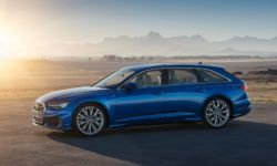 The new Audi A6 Avant: sporty look and the same boot capacity