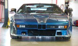 BMW for a million: put up for sale rare sports car