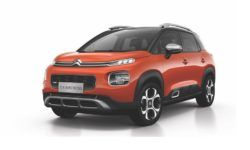 "Citroen has changed the name and design ""SUV"" C3 Aircross"