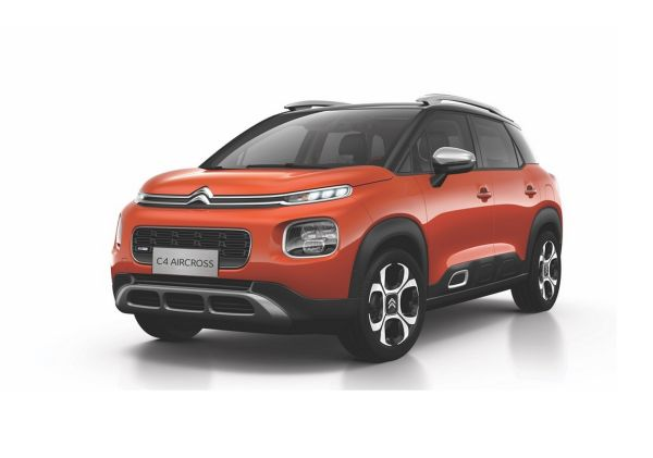 citroen has changed the name and design suv c3 aircross fineauto. Black Bedroom Furniture Sets. Home Design Ideas