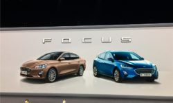 Earlier than in Europe: in China, debuted the Ford Focus new generation