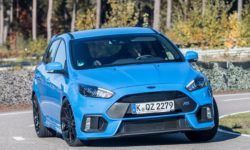 New Ford Focus RS will be a 400-strong