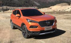 Crossover Haima S5 changed a generation, and did not reach Russia