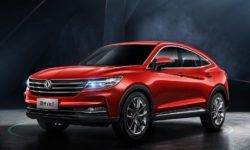 In the line of Dongfeng appeared cross-coupé with voice control