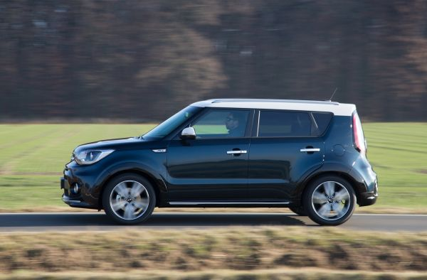 Kia prepares for the premiere of the crossover Soul of a new generation