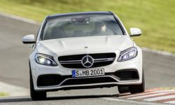 The next Mercedes-AMG C 63 will be a hybrid