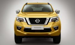 Premiere Nissan in April: new electric car and frame SUV Terra