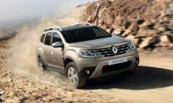 New Renault Duster reached Ukraine